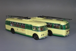 Трамваи, троллейбусы и автобусы на их базе