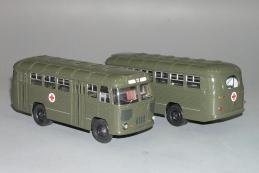 Советские автобусы и спецтехника на их базе